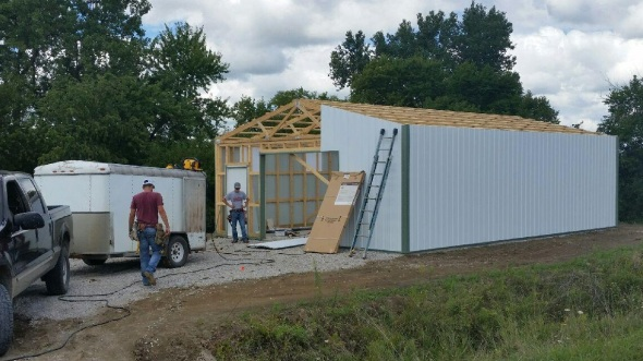 Building construction 08 29 17